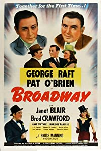 Broadway by Raoul Walsh