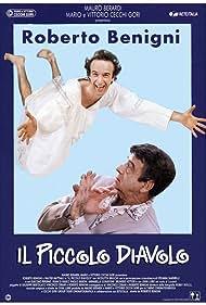 Walter Matthau and Roberto Benigni in Il piccolo diavolo (1988)
