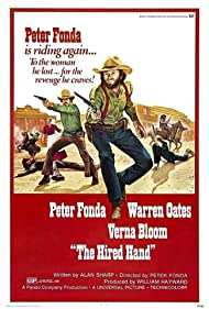The Hired Hand (1971) Poster - Movie Forum, Cast, Reviews