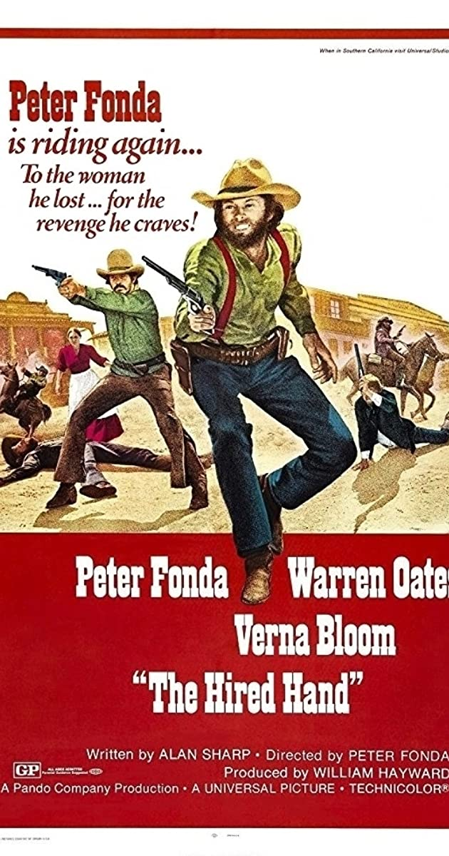 The Hired Hand (1971) - The Hired Hand (1971) - User Reviews