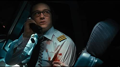 A pilot's aircraft is hijacked by terrorists.