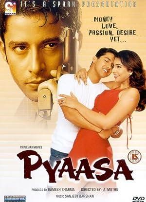 Aftab Shivdasani Pyaasa Movie