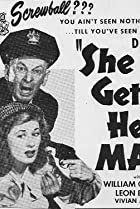 She Gets Her Man (1945) Poster