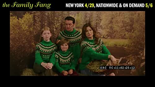 Adult siblings Baxter (Jason Bateman) and Annie (Nicole Kidman), scarred from an unconventional upbringing, return to their family home after an unlikely accident. When their parents (Christopher Walken and Maryann Plunkett) -- performance artists famous for elaborate public hoaxes -- suddenly go missing under troubling circumstances, Baxter and Annie investigate. Unsure whether it's foul play or just another elaborate ruse, nothing can prepare them for what they discover.