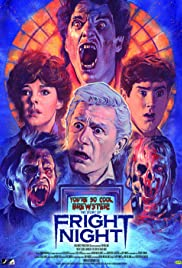 You're So Cool, Brewster! The Story of Fright Night Poster