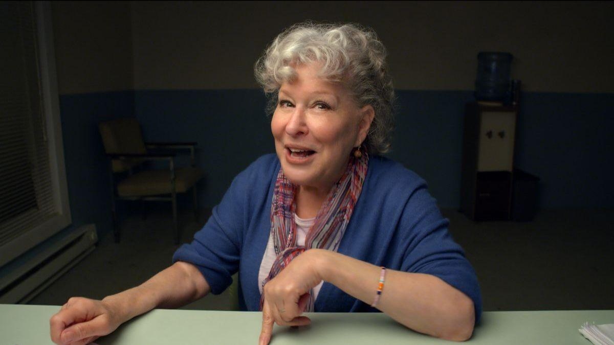 Bette Midler in Coastal Elites (2020)