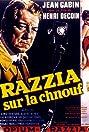 Razzia (1955) Poster