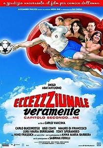 Torrents films 3D téléchargements Eccezzziunale veramente - Capitolo secondo... me (2006), Ramiro Besa, Tony Sperandeo, Diego Abatantuono, Carlo Buccirosso [1920x1200] [SATRip] [360p]