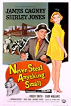 Never Steal Anything Small (1959) Poster