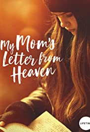 My Mom's Letter from Heaven Poster