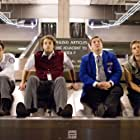 Jay Baruchel, Mike Vogel, Nate Torrence, and T.J. Miller in She's Out of My League (2010)