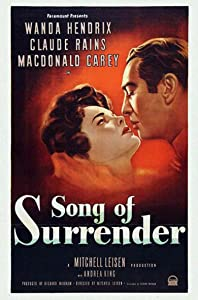Movies 4 psp free download Song of Surrender [flv]