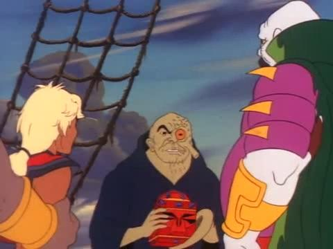 The Pirates of Dark Water (1991)