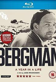 Bergman - ett liv i fyra akter Poster