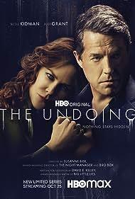 Nicole Kidman and Hugh Grant in The Undoing (2020)