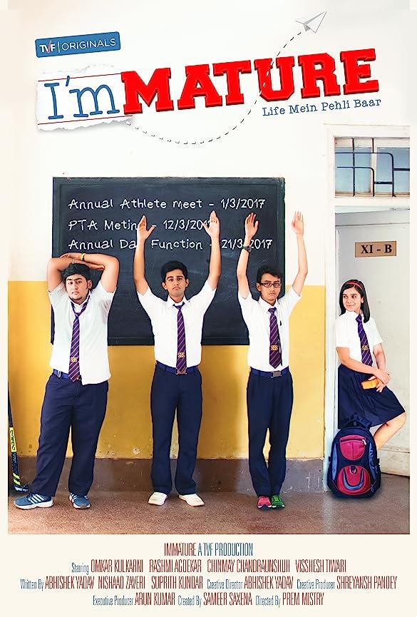 Immature Web Series MX Player Originals Hindi Season 1 Complete