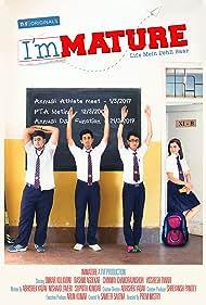 Visshesh Tiwari, Chinmay Chandraunshuh, Rashmi Agdekar, and Omkar Kulkarni in ImMATURE (2019)