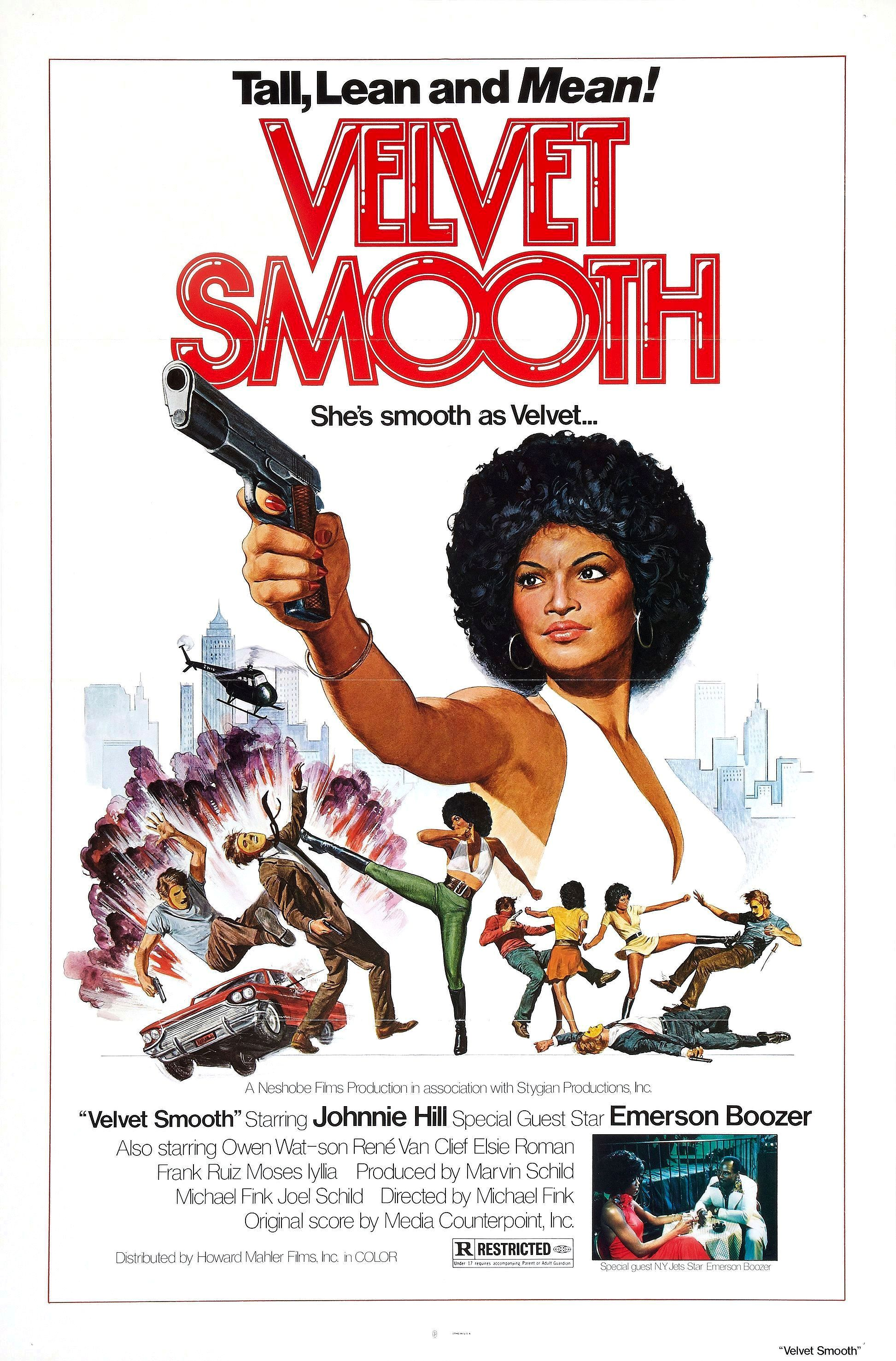 Smooth 70s dating game show