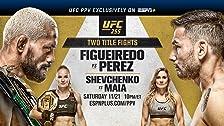 UFC 255: Episodes 1-6