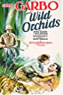 Wild Orchids (1929) Poster