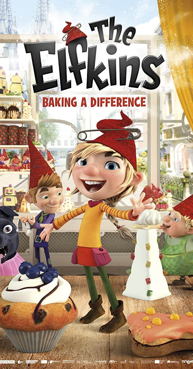 Subtitle of The Elfkins - Baking a Difference