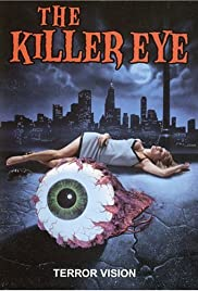 The Killer Eye Poster