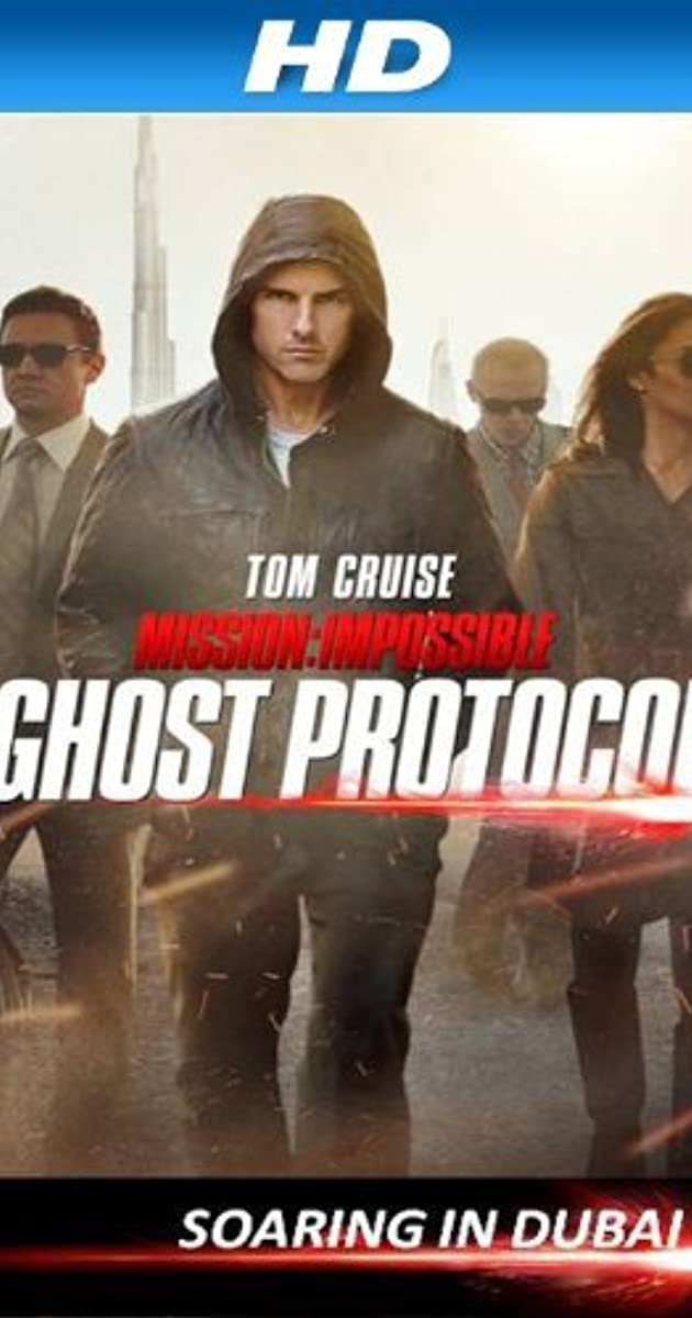 Mission Impossible Ghost Protocol Special Feature Soaring In