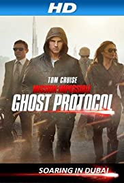 Mission: Impossible Ghost Protocol Special Feature - Soaring in Dubai Poster