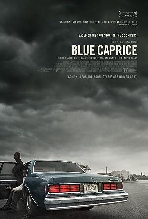 Blue Caprice Poster