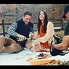 Jason Mark Riederer, Mariel Elizabeth Oweida, and Fredy Polania in The Lemon Drop and a Chicken (2021)