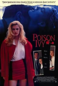 Drew Barrymore, Tom Skerritt, Cheryl Ladd, and Sara Gilbert in Poison Ivy (1992)