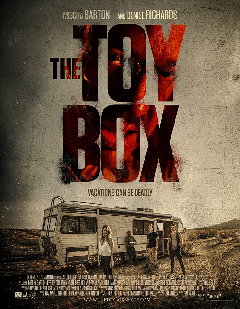 The Toybox (2018) English 300MB HDRip 480p x264 ESubs