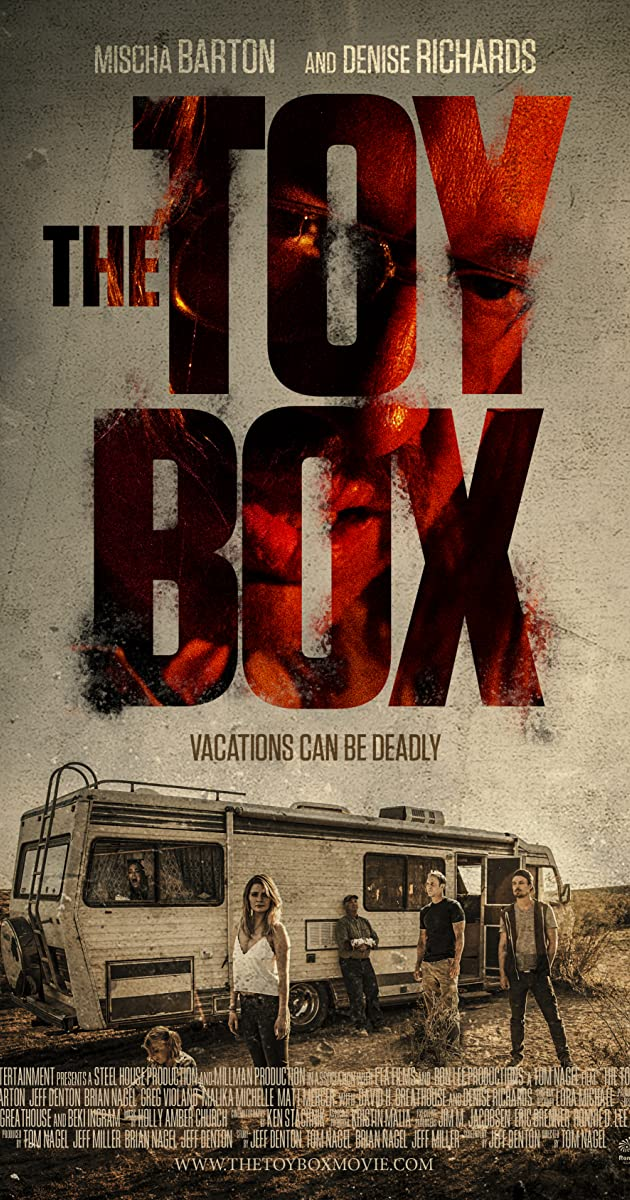 The Toybox Trailer
