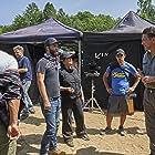 William Baldwin, Colin Akoon, Jeff Boulton, Gail Harvey, David Cormican, and Michael Xavier in Northern Rescue (2019)