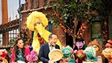 A Sesame Street Thanksgiving