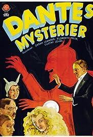 Dantes mysterier Poster