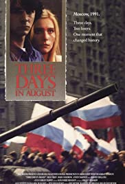 Three Days in August Poster