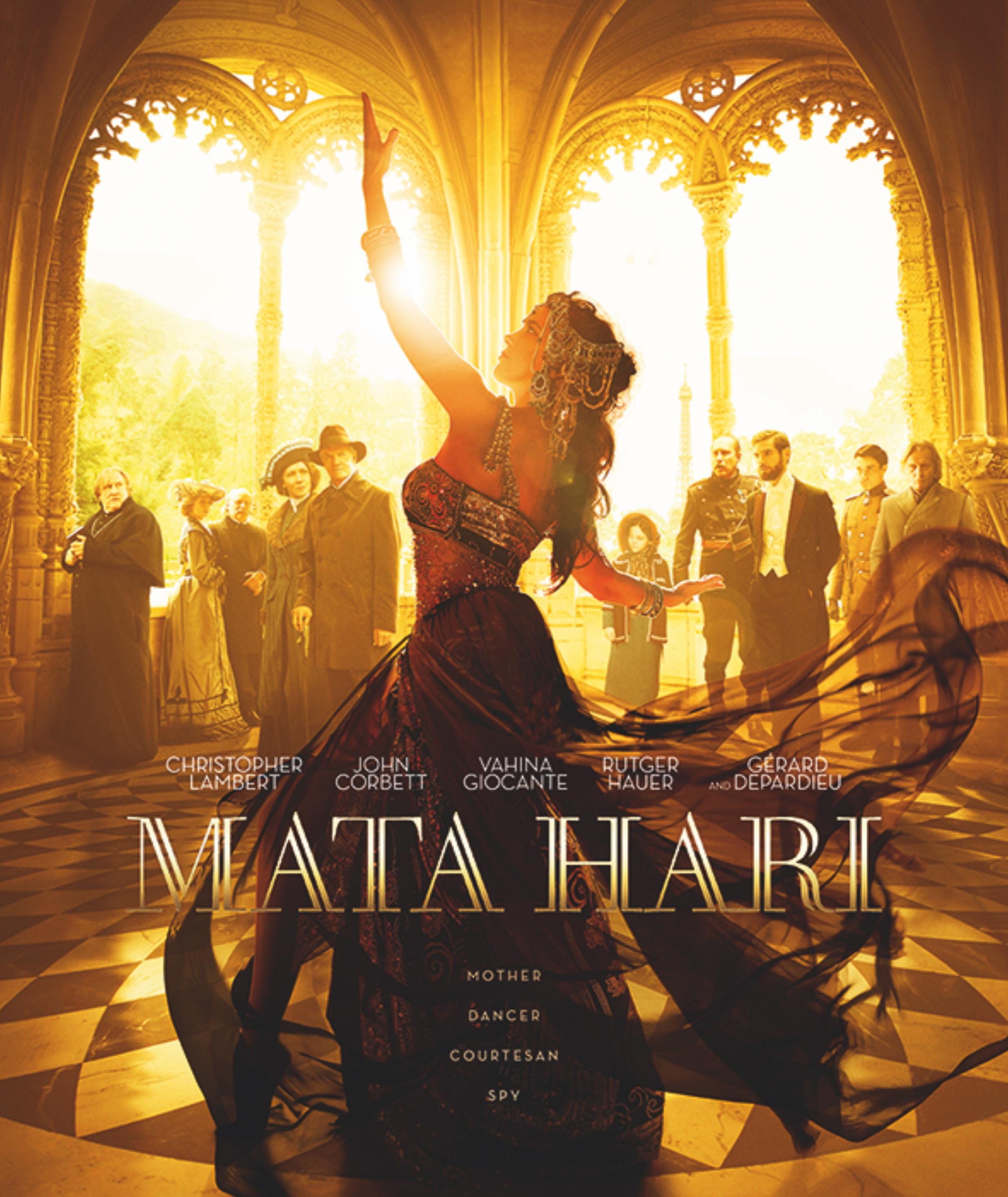Mata Hari Tv Series 2016 Imdb