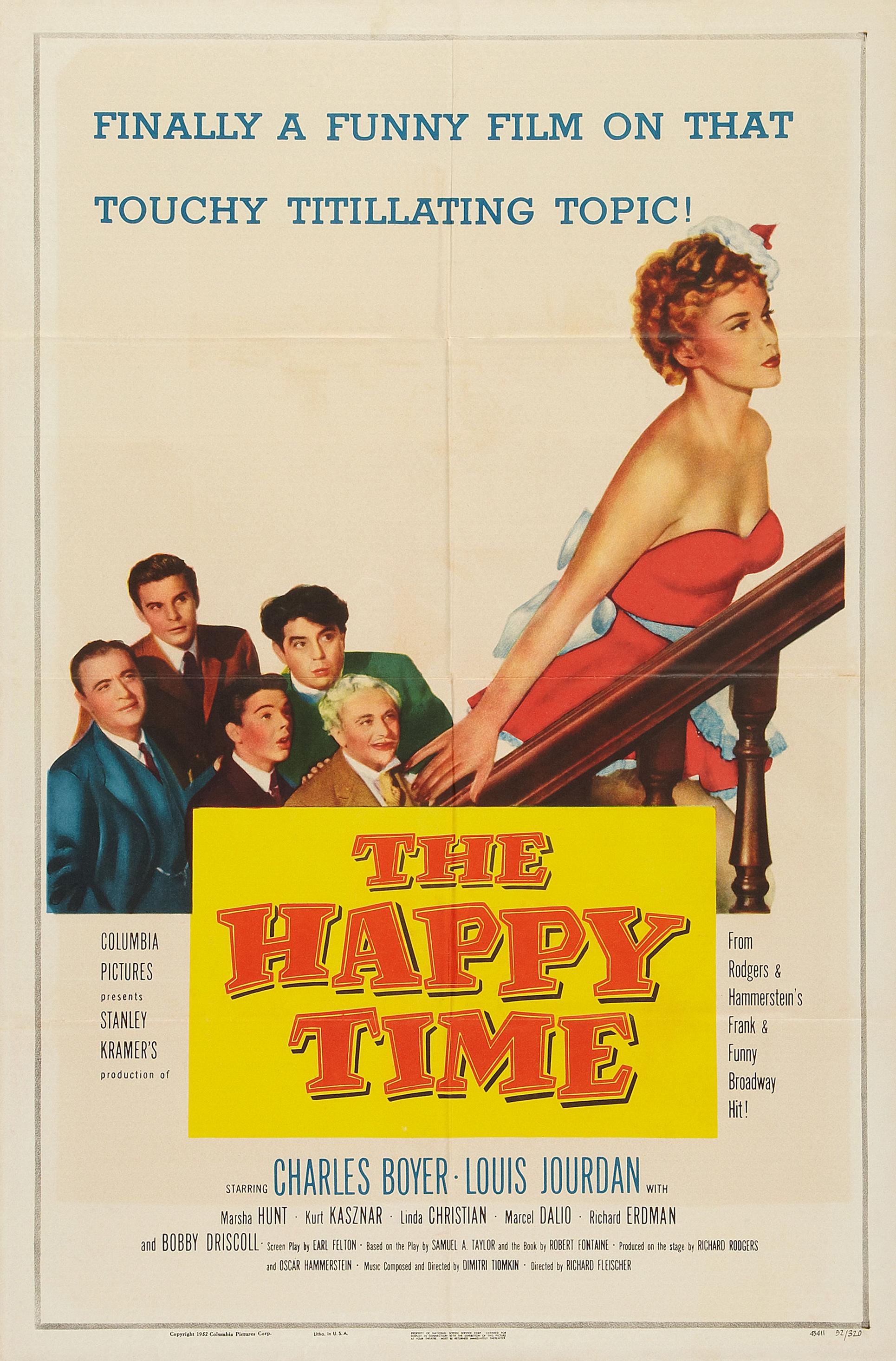 The Happy Time (1952) - IMDb