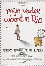 Mijn vader woont in Rio Poster