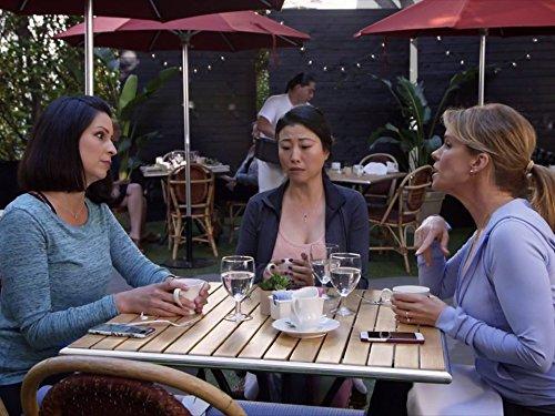 Deborah S. Craig, Cheryl Hines, and Beth Dover in Son of Zorn (2016)