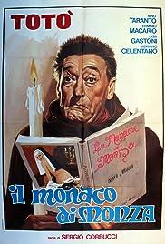 Il monaco di Monza Poster