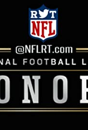 National Football League Honors Poster