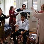 Suzan Aksoy, Murat Makar, Burak Demir, Basak Parlak, and Özgürcan Cevik in Sevkat Yerimdar (2017)