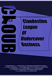 Clandestine League of Undercover Business Poster