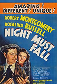 Primary photo for Night Must Fall