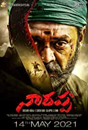 Naarappa (2021) HDRip telugu Full Movie Watch Online Free MovieRulz