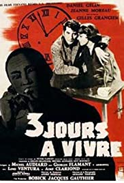 Three Days to Live Poster