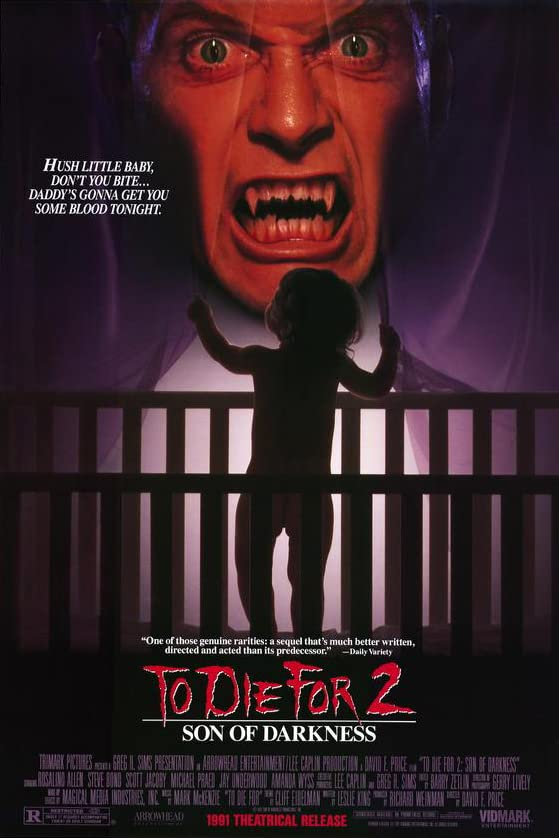 Son of Darkness: To Die for II (1991) Hindi Dubbed