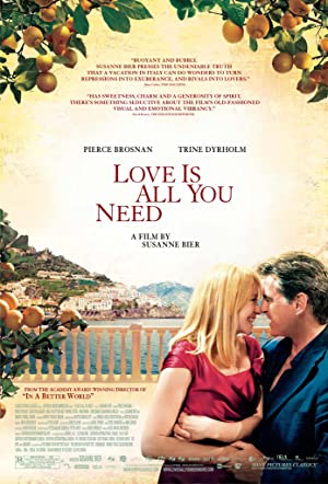 Love Is All You Need watch online